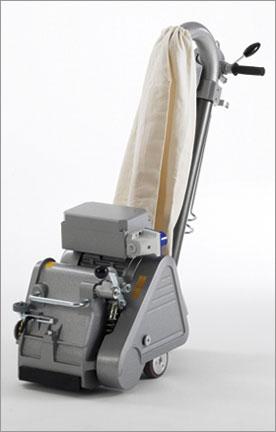 The Frank Viper belt sander